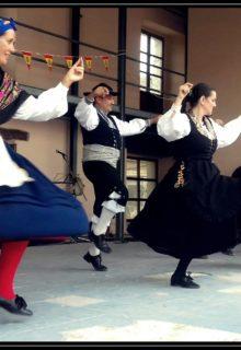 Fiestas patronales de La Parrilla, Valladolid-Foto Irene Peña